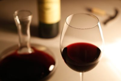 愛され・自立・赤ワイン